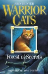 Forest of Secrets - Erin Hunter - cover