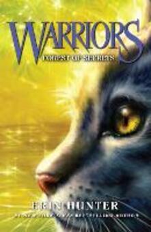 Forest of Secrets - Erin Hunter - cover
