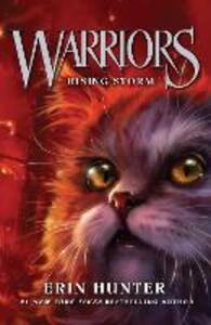 Rising Storm - Erin Hunter - cover