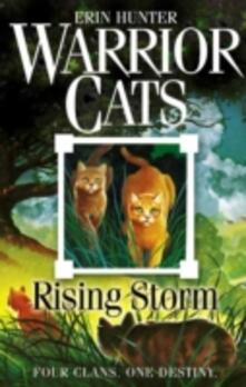 Rising Storm - Erin Hunter - cover