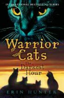 The Darkest Hour - Erin Hunter - cover