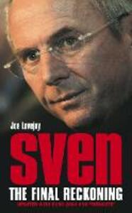 Sven-Goran Eriksson - Joe Lovejoy - cover