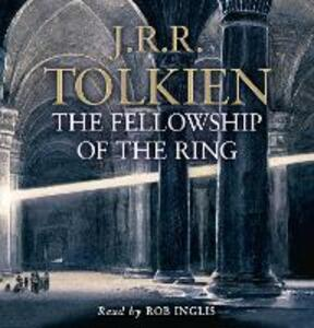 The Lord of the Rings: Part One: the Fellowship of the Ring - J. R. R. Tolkien - cover