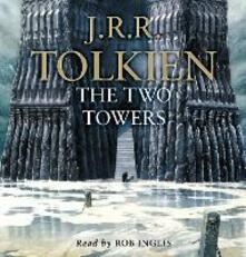 The Lord of the Rings: Part Two: the Two Towers - J. R. R. Tolkien - cover