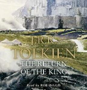 The Lord of the Rings: Part Three: the Return of the King - J. R. R. Tolkien - cover