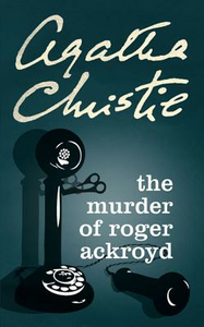 Libro in inglese The Murder of Roger Ackroyd  - Agatha Christie