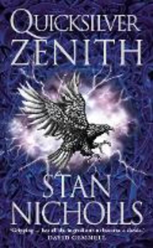 Quicksilver Zenith - Stan Nicholls - cover