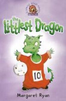 The Littlest Dragon - Margaret Ryan - cover