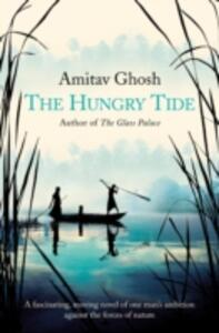The Hungry Tide - Amitav Ghosh - cover