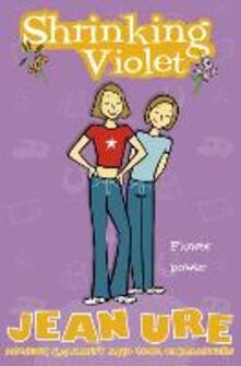Shrinking Violet - Jean Ure - cover