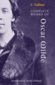 Complete Works of Oscar Wilde - Oscar Wilde - cover