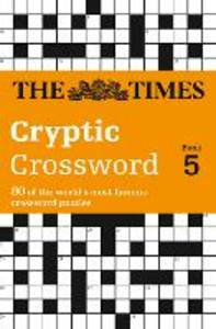 Libro in inglese Times Cryptic Crossword Book 5: 80 of the World's Most Famous Crossword Puzzles
