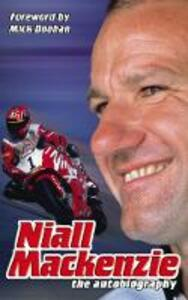 Niall Mackenzie: The Autobiography - Niall MacKenzie - cover