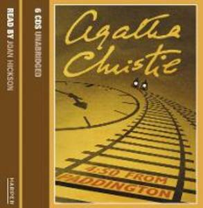 Libro in inglese 4.50 from Paddington CD  - Agatha Christie