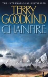Chainfire - Terry Goodkind - cover