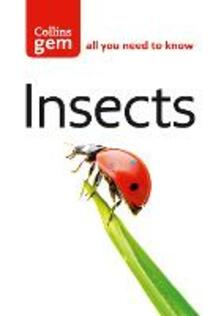 Insects - Michael Chinery - cover