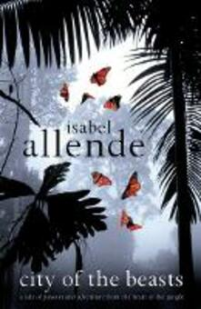 City of the Beasts - Isabel Allende - cover