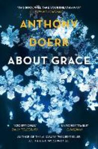 About Grace - Anthony Doerr - cover