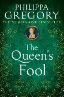 The Queen's Fool - Philippa Gregory - cover