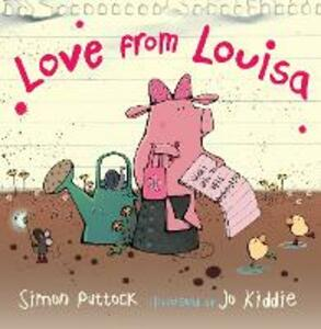 Love From Louisa - Simon Puttock - cover