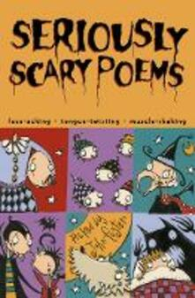 Seriously Scary Poems - cover