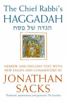 Passover Haggadah - Jonathan Sacks - cover