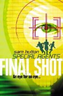 Final Shot - Sam Hutton - cover