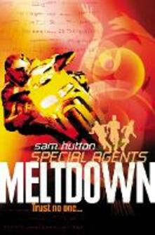 Meltdown - Sam Hutton - cover