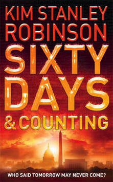 Sixty Days and Counting - Kim Stanley Robinson - cover