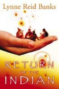 Return of the Indian - Lynne Reid Banks - cover
