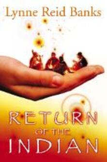 Return of the Indian - Lynne Reid Banks - cover