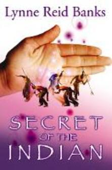 Secret of the Indian - Lynne Reid Banks - cover