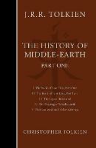 Libro in inglese The History of Middle-Earth  - Christopher Tolkien