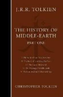 The History of Middle-earth: Part 1 - Christopher Tolkien - cover