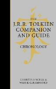 The The J.R.R.Tolkien Companion and Guide - Wayne G. Hammond,Christina Scull - cover