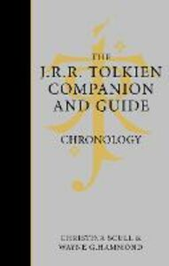 Libro inglese The J.R.R.Tolkien Companion and Guide Wayne G. Hammond , Christina Scull