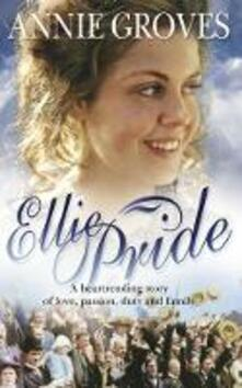 Ellie Pride - Annie Groves - cover