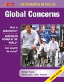 Global Concerns - Simon Foster - cover