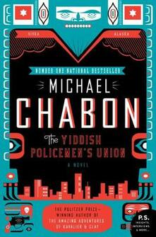The Yiddish Policemen's Union - Michael Chabon - cover