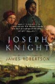 Joseph Knight - James Robertson - cover