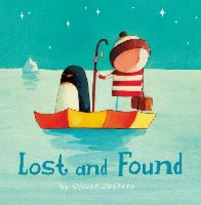 Libro in inglese Lost and Found  - Oliver Jeffers