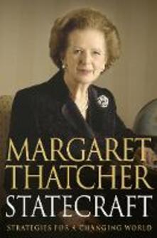 Statecraft - Margaret Thatcher - cover