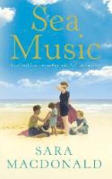 Sea Music - Sara MacDonald - cover