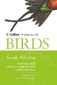 Libro inglese Collins Field Guide: Birds Of The South America - Non-Passerines Francisco Erize , Jorge R. Roderiguez Mata , Maurice Rumboll