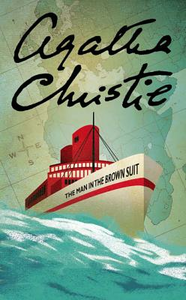 Libro in inglese The Man in the Brown Suit  - Agatha Christie