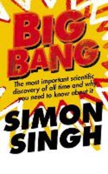 Big Bang - Simon Singh - cover