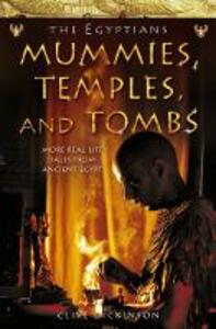 Mummies, Temples and Tombs - Clive Dickinson - cover
