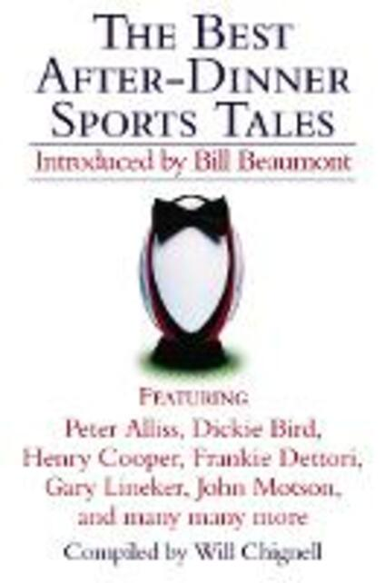 The Best After-Dinner Sports Tales - cover