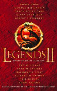 Libro in inglese Legends 2: Eleven New Works by the Masters of Modern Fantasy