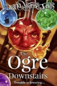 Libro in inglese The Ogre Downstairs  - Diana Wynne Jones